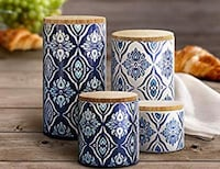 Stoneware canister set Gainesville, 20155