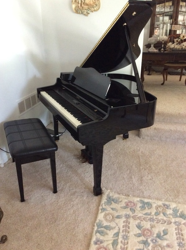 Digital Baby Grand Piano >> Used Digital Baby Grand Piano For Sale In Gainesville Letgo