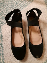 Elastic Cross-Strap Flat from Urban Outfitters S.7 Toronto, M9P 3E2