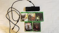 xbox one Kinect  with 5 games Houston, 77032