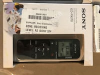 SONY VOICE RECORDER  Mississauga