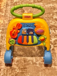 Fisher price baby walker Toronto, M3H 3A4
