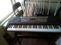 black and white electronic keyboard South New Berlin, 13843