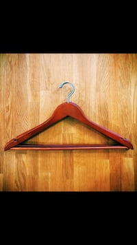 Wooden Clothes Hangers Calgary, T2A 0C3