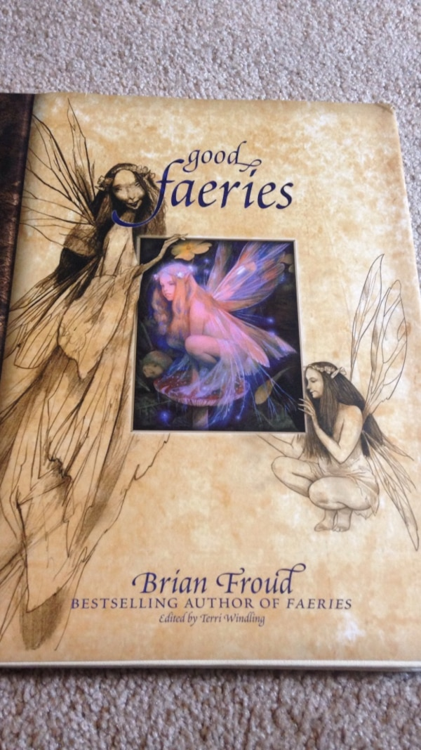 Good faeries by brian froud