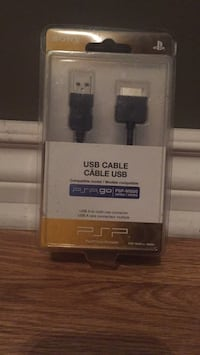 PSP USB cable  London, N6H