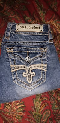 blue Rock Revival denim bottoms Arroyo Grande, 93420
