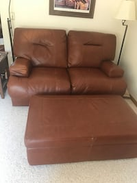 Recliner -Leather  Lake Elmo, 55042