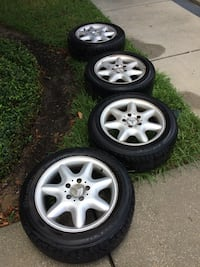 Tires and rims for sale only $100 Brandon, 33510