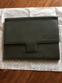 Brand new Coach tablet portfolio/sleeve/cover