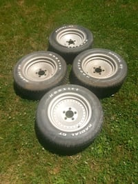Tires and rims Walkersville