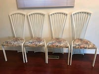 Set of 4 chairs Markham, L3R 3S4