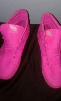 pair of pink Nike high-top sneakers Phoenix, 85008