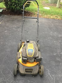 Cub Cadet Mower Chantilly, 20152