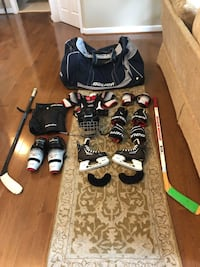 Bauer Youth Hockey Equipment Purcellville, 20132