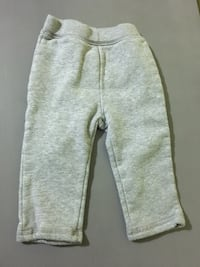 12 month grey sweatpants  3733 km