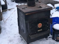Old wood stove for sale for $500
