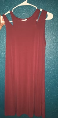 Maroon Dress Clyde, 79510
