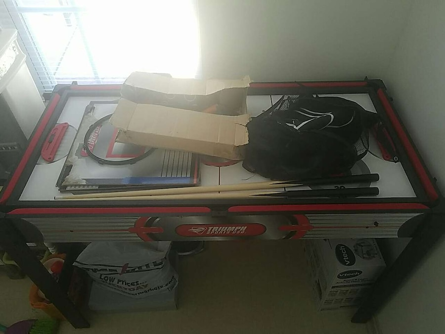 Letgo 10 in 1 table game in lehigh valley pa for 10 in 1 games table