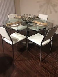 4 Aaron Nuevo dining chairs like new on line for $224 ea (chairs only) Brandywine, 20613