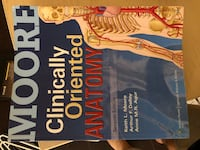 Clinically oriented book, plus more kinesiology books and also a physiology disc  556 km