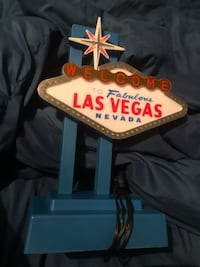 Light up Welcome to Las Vegas sign Burbank, 91502