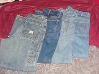 Men's work jeans Norwalk, 50211