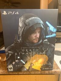 Death Stranding [LIMITED COLLECTORS EDITION] - PS4