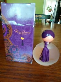 Avon Far Away Exotic perfume bottle with box Manassas, 20111