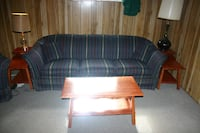 Sklar Peppler Couch & Chaire with Coffee table & 2 End tables Châteauguay