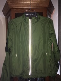 Woman's wind jacket -size L Trenton, K8V 3Y5
