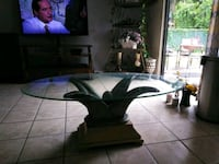 black and white wooden table Orlando, 32839