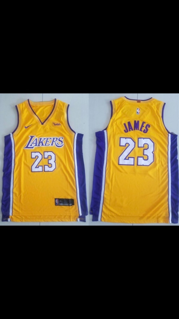 e2ddd2d25 Used 23 Laker Jersey NBA for sale in Chattanooga - letgo