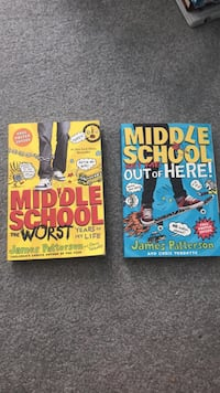 Middle School Books Ashburn, 20147