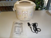 NATIONAL RICE & CONGEE COOKER/WARMER TORONTO
