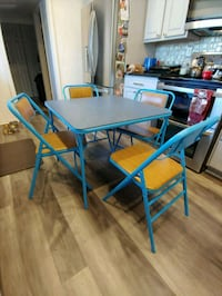 Card Table/w Matching Chairs Bowie, 20716