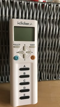 i-clicker 2 remote with batteries Winnipeg, R2V 4J6