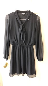 Express Dress, Size XS, Color Black Rockville, 20850