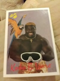 I have a set of 40 WWF wrestling cards from 1989 T