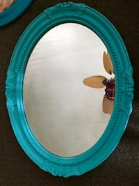 Large Turquoise Mirror Cambridge, N3C 2V3