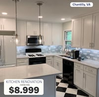 20% Discount on Renovation Chantilly, 20151