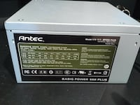Antec Basiq BP500U 500 Watt Power Supply Victoria