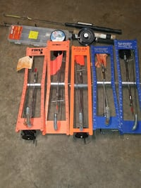 assorted-color of handheld tool lot Eau Claire, 54703