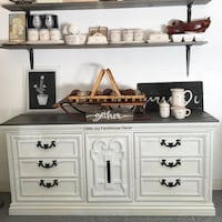 Farmhouse Style Buffet Cabinet/Dresser/TV Stand/Vanity/Coffee Bar Table West Covina, 91791