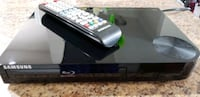Samsung Bluray DVD Player Charlotte, 28226