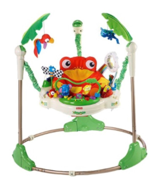 73f685b2f Used Fisher price rainforest jumperoo for sale in New York - letgo