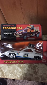 Old toy Porsche battery operated car Milwaukee, 53222