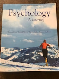 Psychology book in very good condition