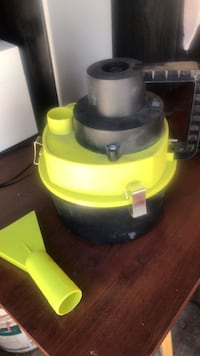 yellow and black wet and dry vacuum cleaner Compton, 90221