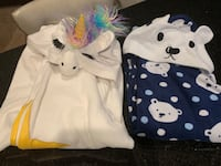 2 onesies. Jammies or costume! Adult XL Sioux Falls, 57103